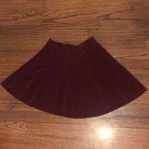 Brandy Melville skater skirt